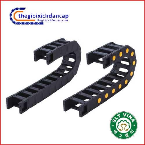 XÍch DẪn CÁp NhỰa (Open Type) 45×125